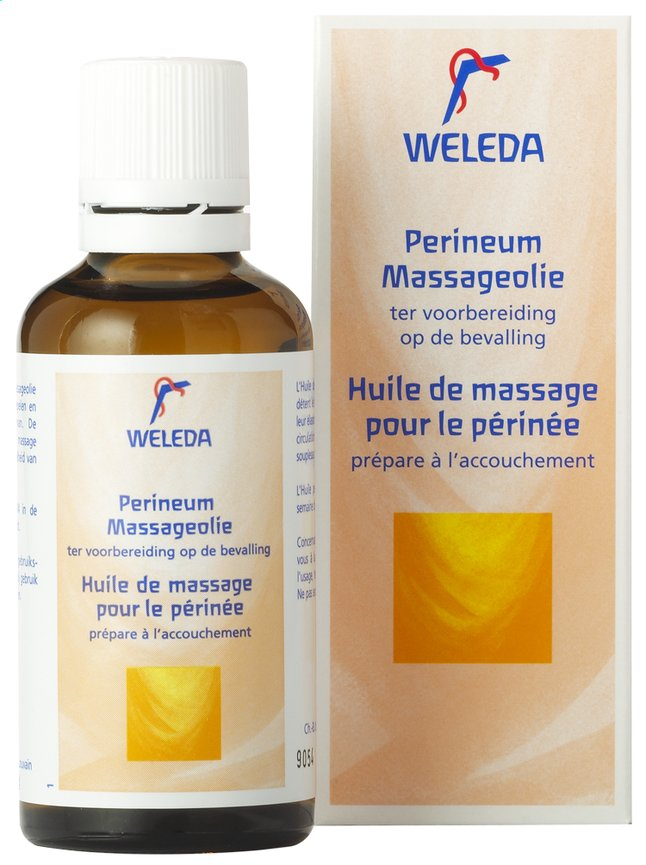 Afbeelding van Weleda Massageolie Perineum 50 ml from Dreambaby