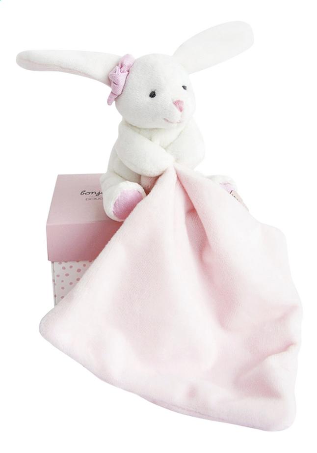 Image pour Doudou et Compagnie Doudou Lapin rose à partir de Dreambaby