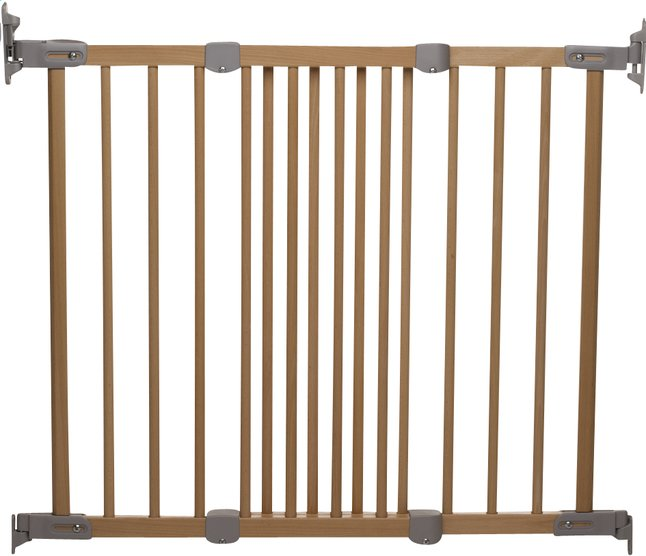 Image pour BabyDan Barrière d'escalier Flexi Fit Wood naturel à partir de Dreambaby