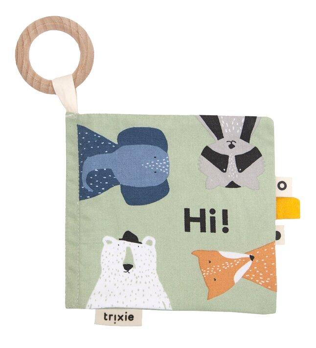 Trixie Knuffelboekje 4 dieren