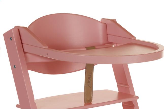 Image pour Treppy Tablette-repas rose à partir de Dreambaby