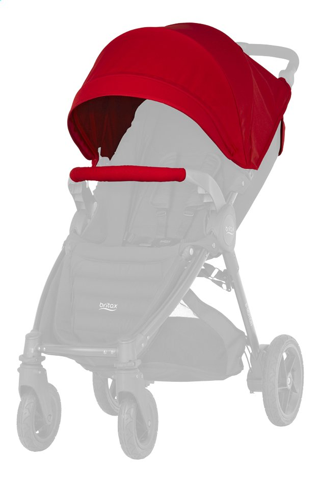 Image pour Britax Colour pack B-Motion flame red à partir de Dreambaby