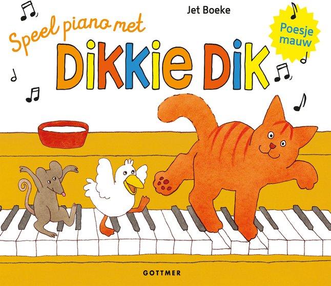 Livre Sonore Pour Bebe Speel Piano Met Dikkie Dik