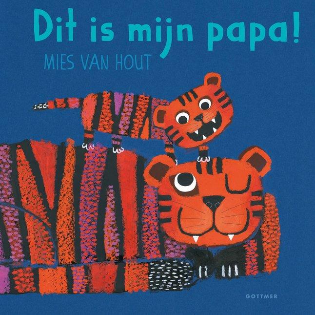 Afbeelding van Babyboek Dit is mijn papa! from Dreambaby