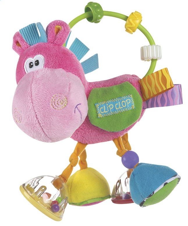 Afbeelding van Playgro Rammelaar Clopette Activity Rattle from Dreambaby