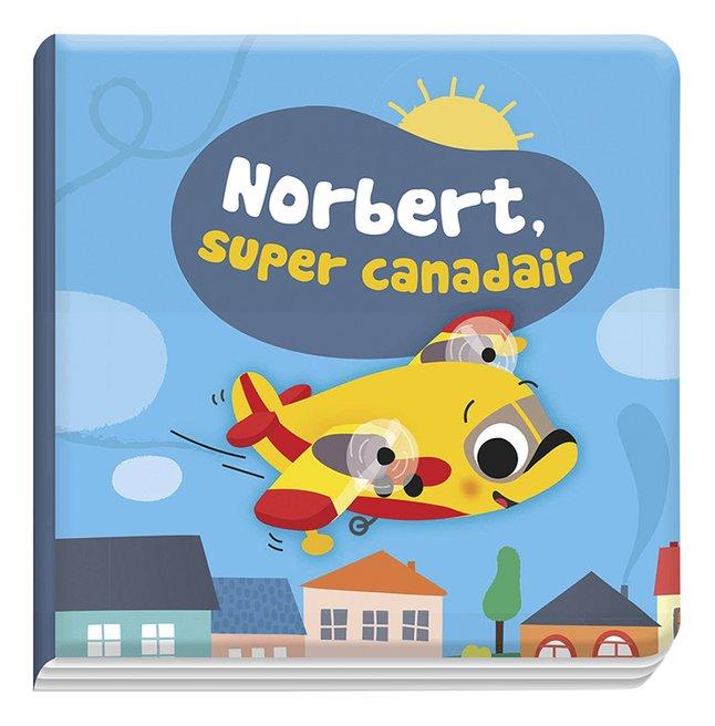 Afbeelding van Badboekje Norbert, Super canadaire FR from Dreambaby