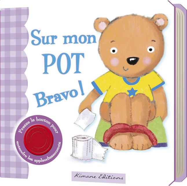 Afbeelding van Boek Sur mon pot - Bravo! from Dreambaby