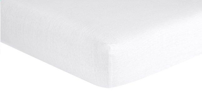 Image pour Dreambee Drap-housse pour parc duo Essentials blanc jersey de coton Lg 75 x L 150 cm à partir de Dreambaby