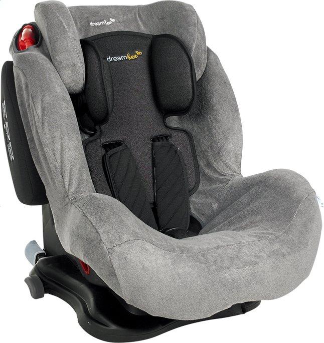 Image pour Dreambee Housse d'été pour siège-auto groupe 1/2/3 gris tissu-éponge à partir de Dreambaby