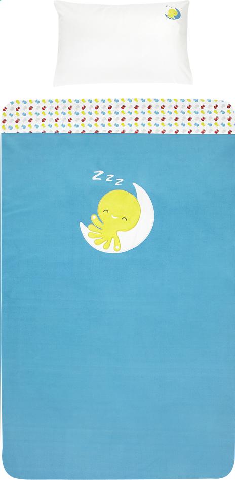 Afbeelding van Dreambee Laken voor bed Otto wit from Dreambaby