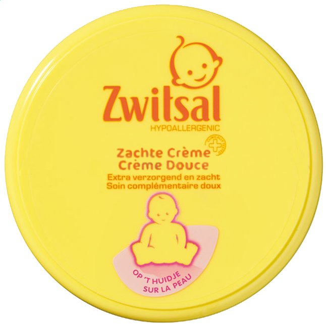 Afbeelding van Zwitsal Zachte crème 200 ml from Dreambaby