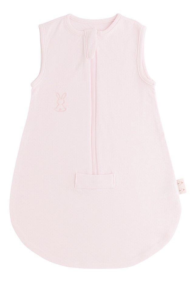 Nattou Sac de couchage d'été Lapidou polyester rose 65 cm
