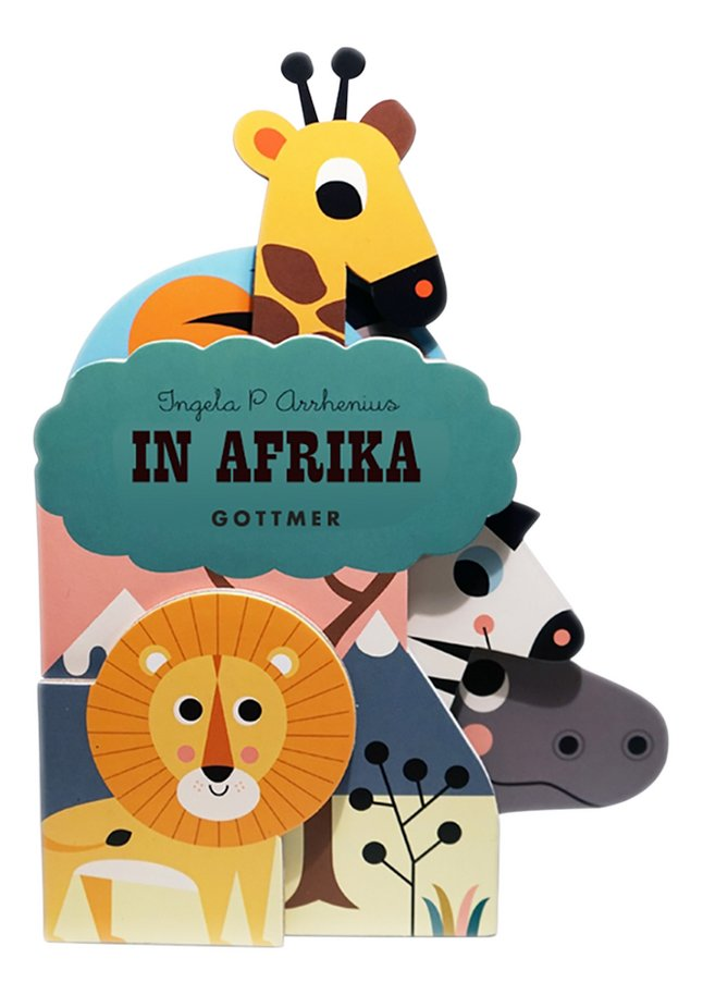Afbeelding van Babyboek In Afrika from Dreambaby