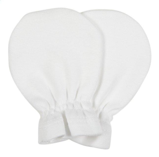 Dreambee Moufles antigriffe Essentials blanc