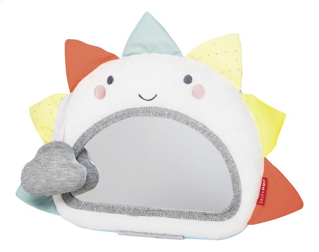 Afbeelding van Skip*Hop Spiegel Silver Lining Cloud Activity Mirror from Dreambaby