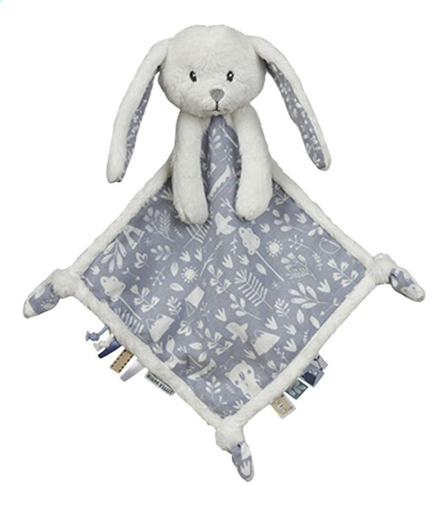 Afbeelding van Little Dutch Doudou Adventure Blue 19 cm from Dreambaby