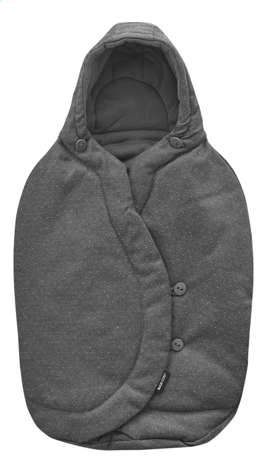 Afbeelding van Maxi-Cosi Voetenzak voor draagbare autostoel sparkling grey from Dreambaby