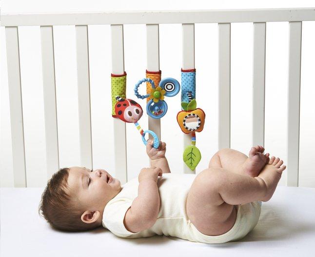 Image pour Tiny Love Jouet d'activité Crib & Stroller Sleeves à partir de Dreambaby
