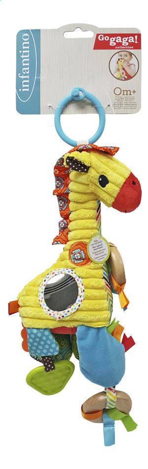 Afbeelding van Infantino Hangspeeltje Go Gaga Playtime Pal Giraf from Dreambaby