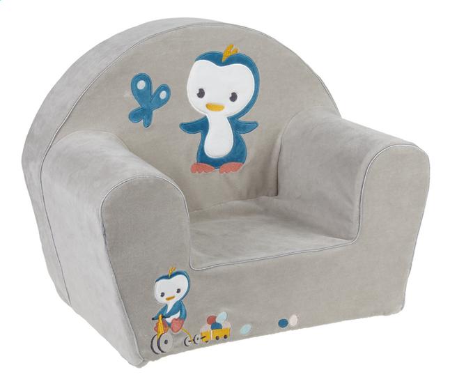 Fauteuil Pour Bébé dreambee fauteuil pour enfant niyu gris | dreambaby