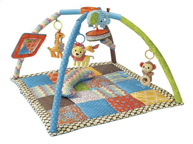 Afbeelding van Infantino Speeltapijt Deluxe Twist & Fold Gym & Play from Dreambaby