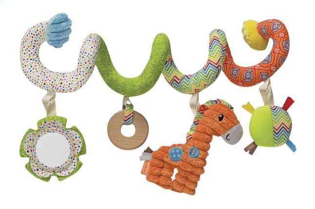 Afbeelding van Infantino Speelspiraal Go Gaga Spiral from Dreambaby