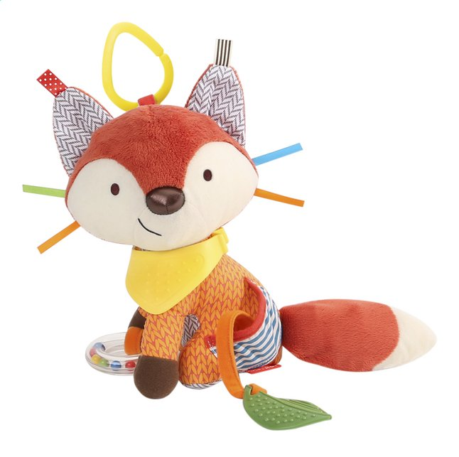 Afbeelding van Skip*Hop Hangspeeltje Bandana Buddies Fox from Dreambaby