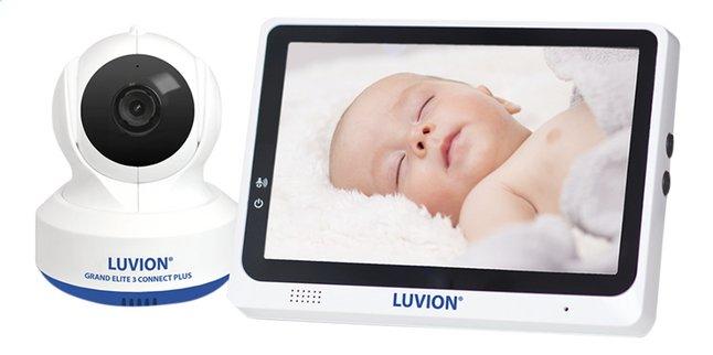 Luvion Babyphone avec caméra Dual Grand Elite 3 Connect Plus