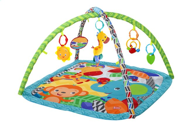 Image pour Bright Starts Tapis de jeu Zippity Zoo Activity Gym à partir de Dreambaby