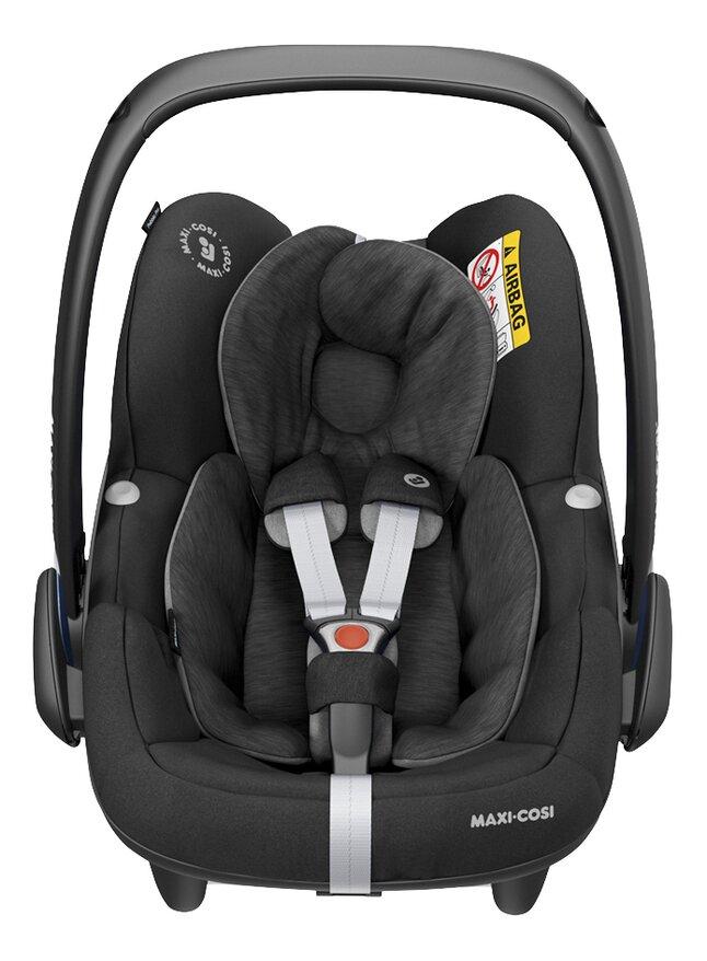 Maxi-Cosi Draagbare autostoel Pebble Pro i-Size Essential Black