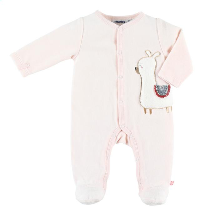 Image pour Noukie's Pyjama Inka Terra pink velvet à partir de Dreambaby