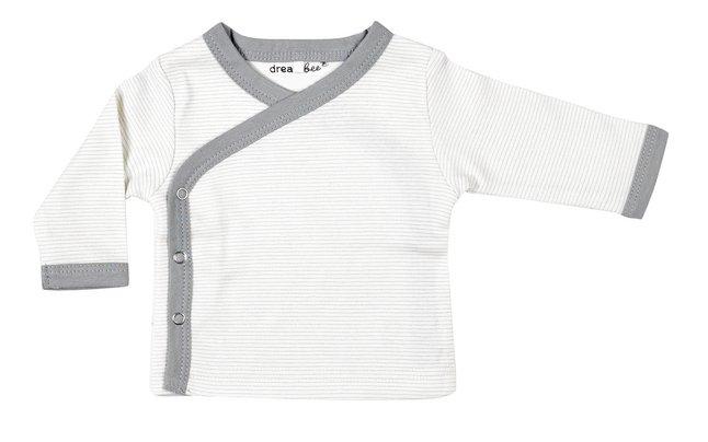 Image pour Dreambee T-shirt à longues manches Essentials ligné taille 50/56 à partir de Dreambaby