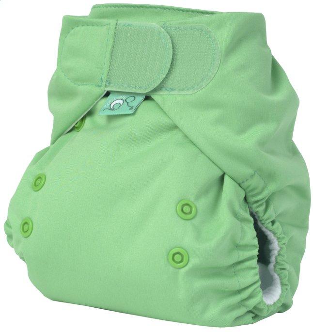 Afbeelding van Tots Bots Wasbare meegroeiluier EasyFit Binky groen from Dreambaby