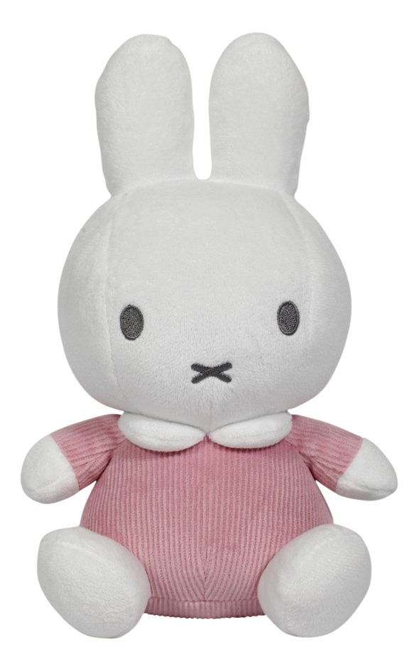 Tiamo Collection Peluche Miffy Pink Baby rib 22 cm