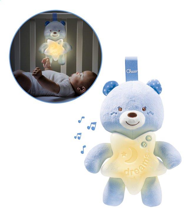 Chicco Nachtlampje Goedenacht Beer blauw