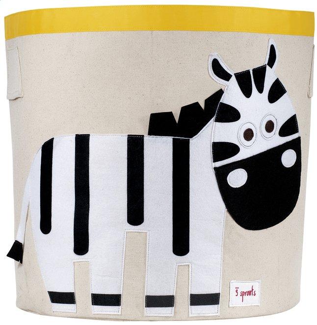 Afbeelding van 3Sprouts Opbergmand zebra from Dreambaby