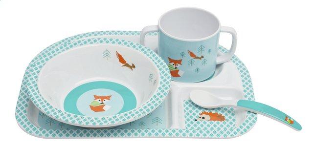 Image pour Lässig Set repas 4 pièces Little Tree Fox à partir de Dreambaby