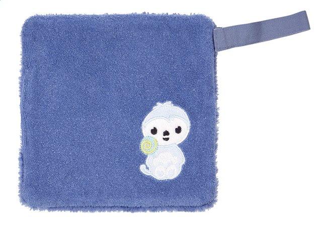 Afbeelding van Dreambee Fopspeendoekje Lila & Lou Lou blauw from Dreambaby