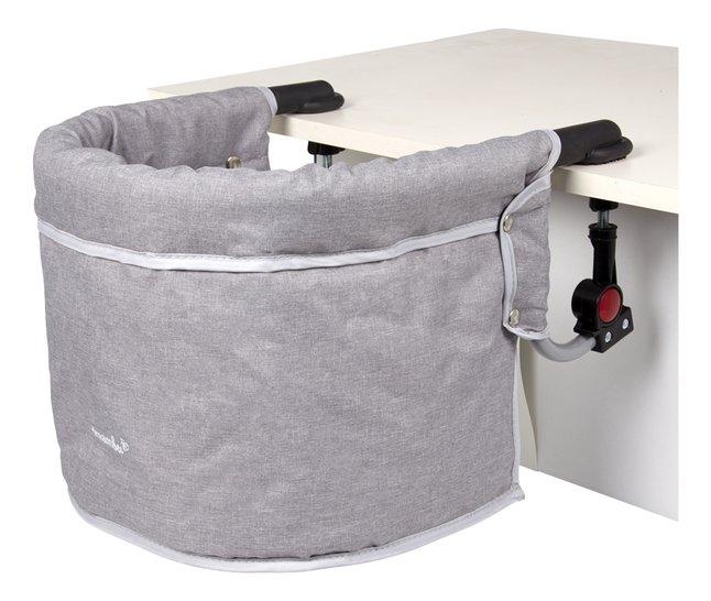 Afbeelding van Dreambee Tafelhangstoel Essentials grey melange from Dreambaby