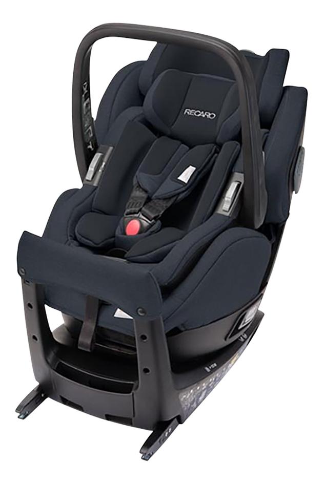 RECARO Autostoel Salia Elite Groep 0+/1 i-Size prime mat black