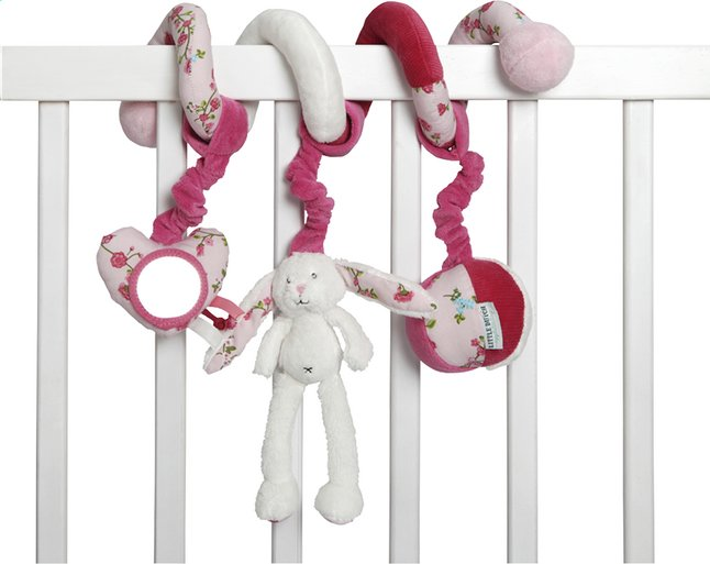 Afbeelding van Little Dutch Speelspiraal Pink Blossom from Dreambaby