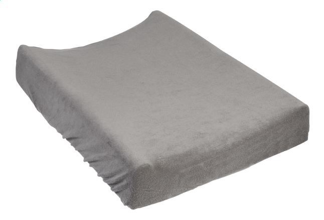 Dreambee Housse pour matelas à langer Essentials gris foncé