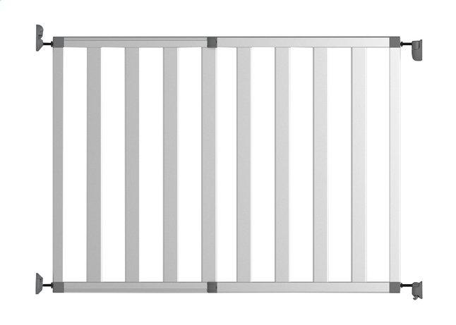 Image pour Noma Barrière d'escalier Ikon Pure design aluminium à partir de Dreambaby
