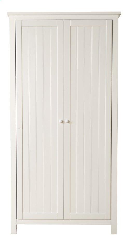 Quax armoire 2 portes camille white dreambaby - L armoire de camille ...