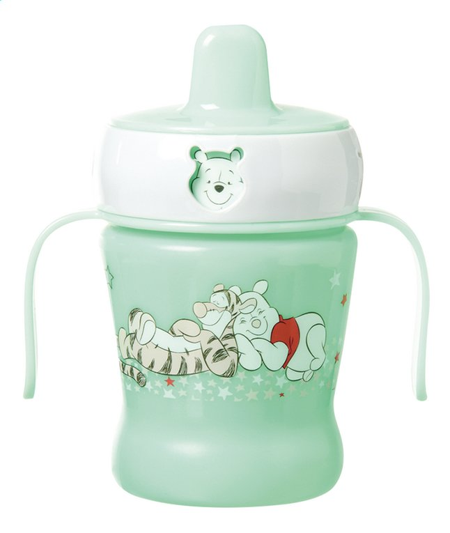 Image pour Tigex Gobelet d'apprentissage Winnie l'Ourson 180 ml à partir de Dreambaby
