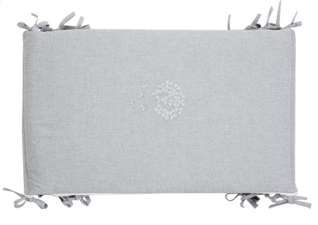 Quax Tour de lit Soft Breeze coton/polyester
