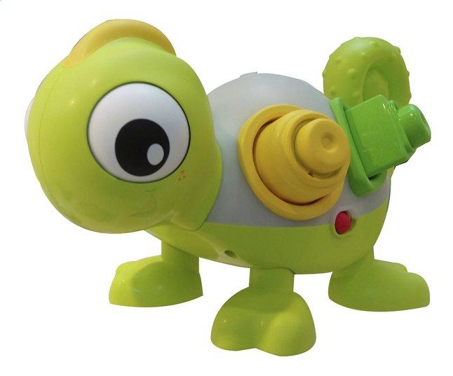 Afbeelding van B kids Vormsorteerder Sensory Leon Chameleon FR from Dreambaby