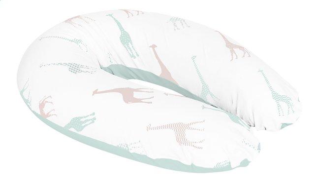Image pour doomoo Housse pour coussin de positionnement et d'allaitement Buddy Giraf mint à partir de Dreambaby