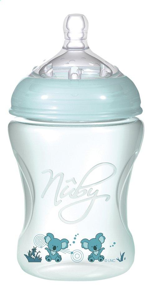 Image pour Nûby Biberon Natural Touch 240 ml vert à partir de Dreambaby