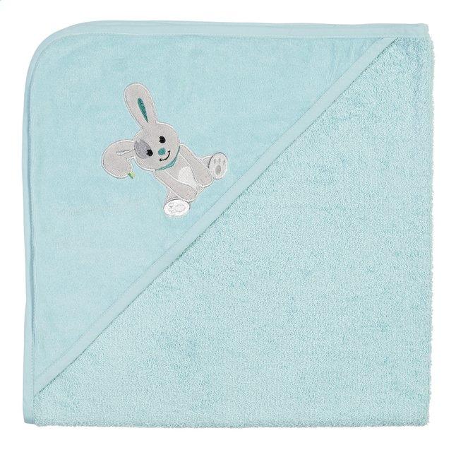 Dreambee Cape de bain et gant de toilette Nino menthe